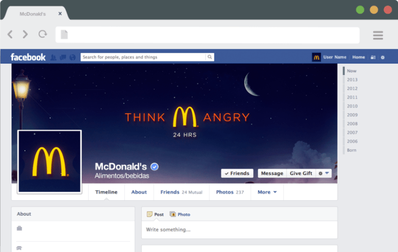 McDonalds: Think Angry 4