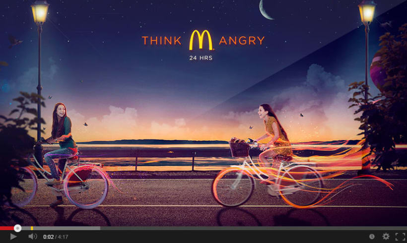 McDonalds: Think Angry 6