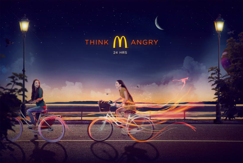 McDonalds: Think Angry 7