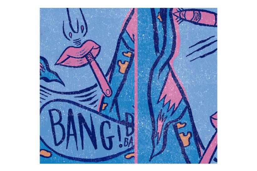 HUMO (Libro ilustrado) Del Hambre dibuja y 16 autores escriben. Publicación: MARZO 2014 9