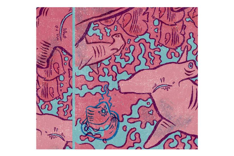 HUMO (Libro ilustrado) Del Hambre dibuja y 16 autores escriben. Publicación: MARZO 2014 21