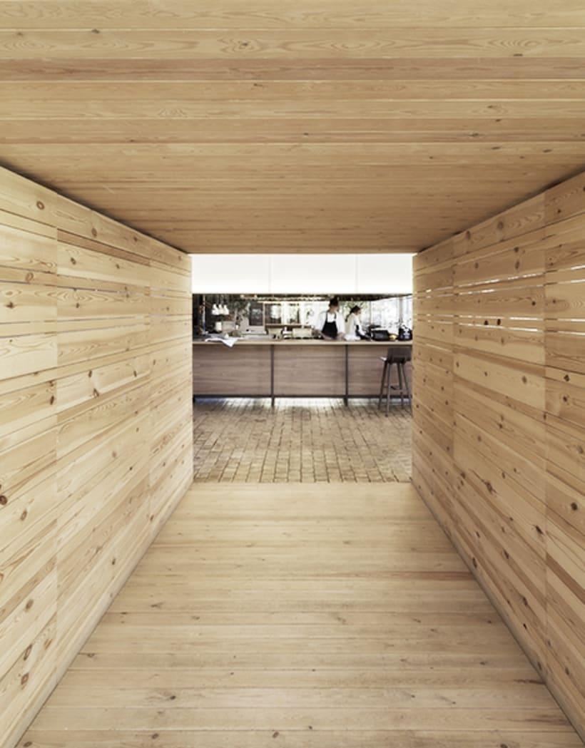 Foto interior (Restaurante Bosco de Lobos, Madrid) 0
