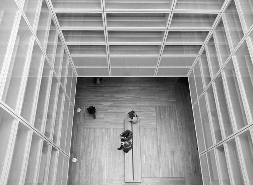 Foto Arquitectura e interior (espacios culturales) 0