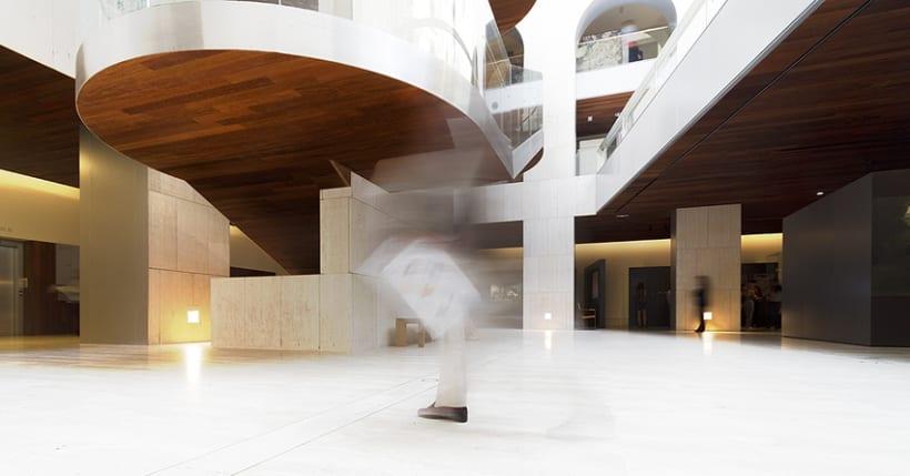 Foto Arquitectura e interior (espacios culturales) 8