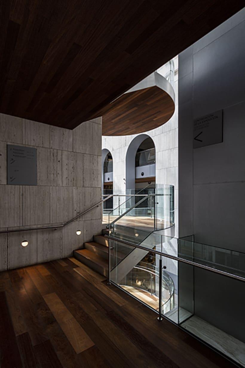 Foto Arquitectura e interior (espacios culturales) 9