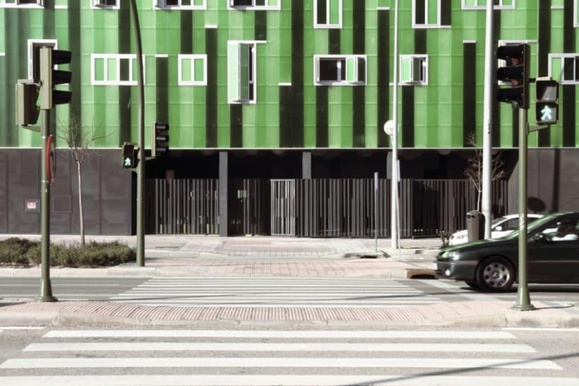 Foto Arquitectura (reflejos) 4