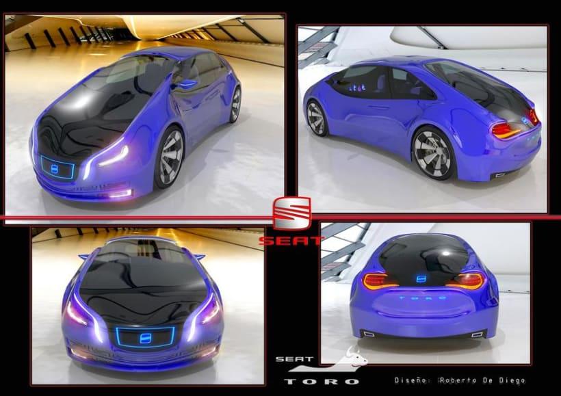 Concept car  -1