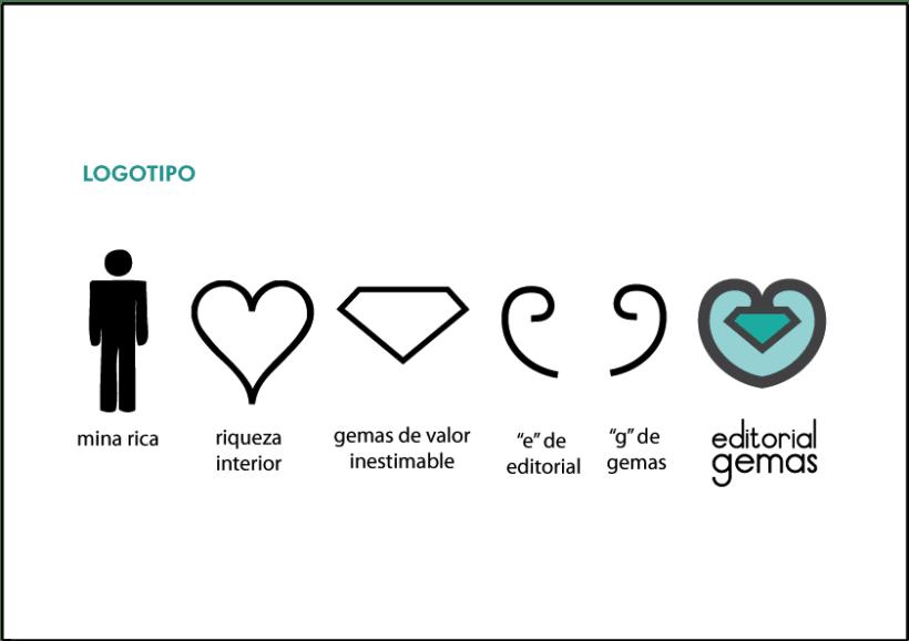 Imagen Corporativa - Editorial Gemas 1