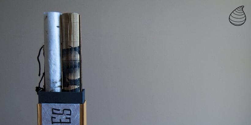 Cinco Metalibros; reflexiones simultáneas sobre un mismo objeto 8