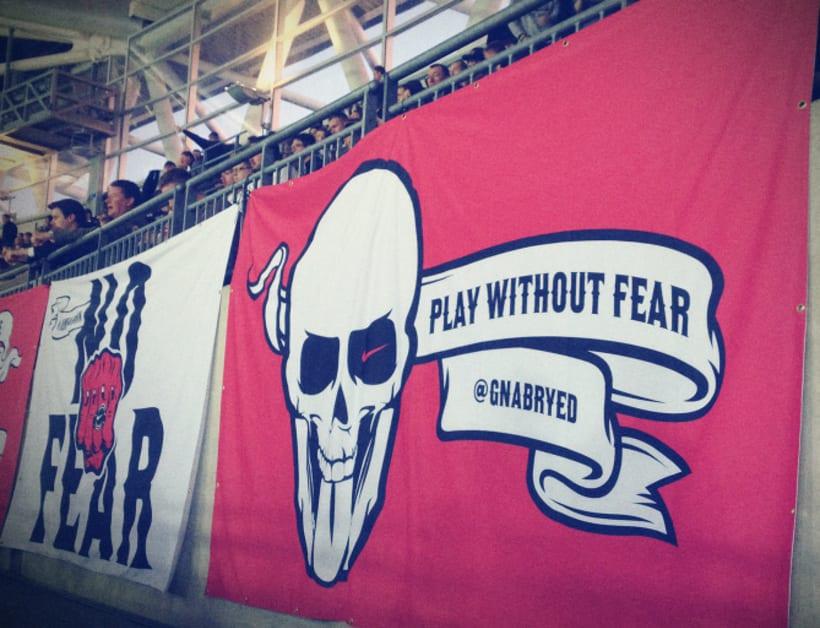 Risk Everything: Wembley Stadium 7