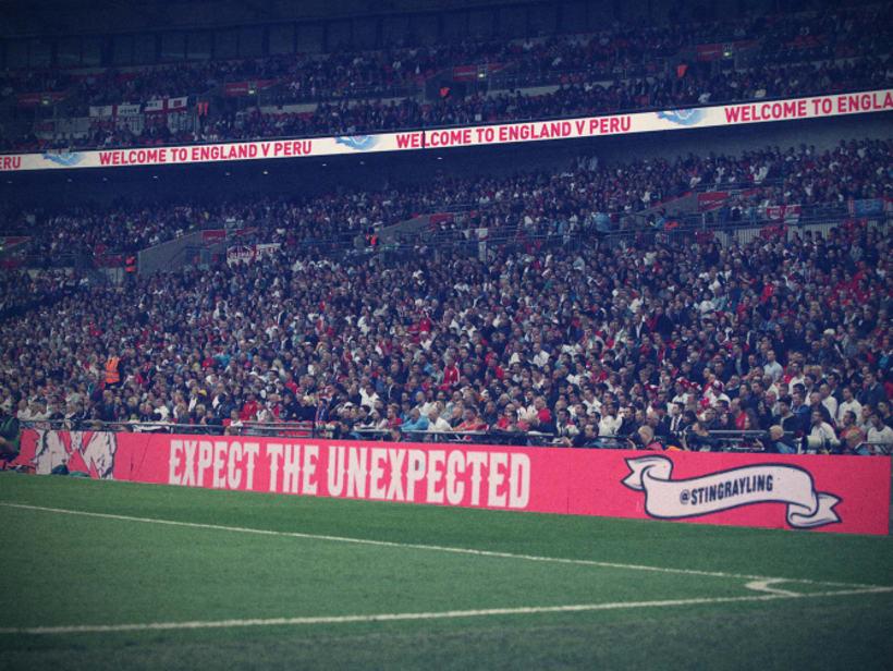 Risk Everything: Wembley Stadium 8