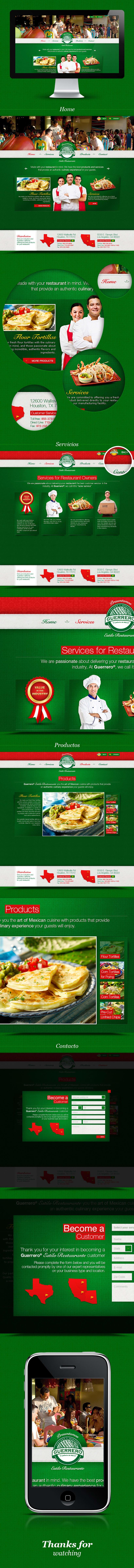 Guerrero - Estilo Restaurante -1