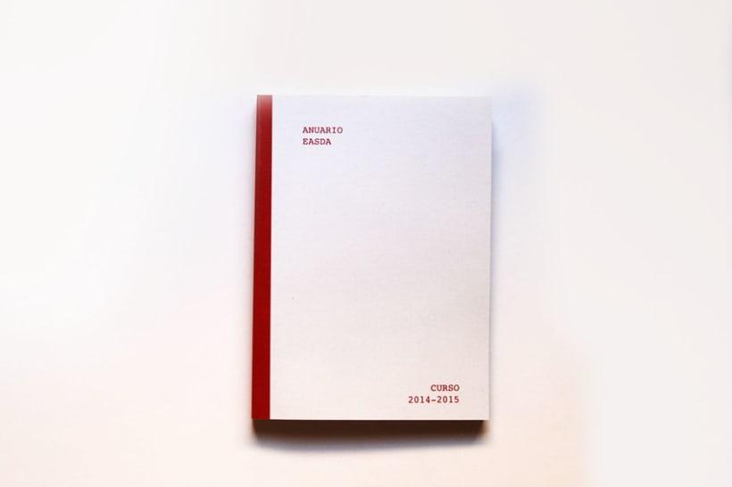 Anuario Easda 2014/15 -1