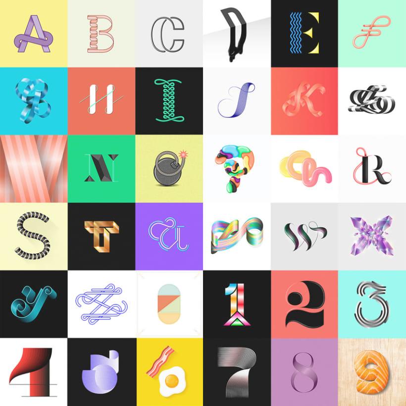 36 Days of type -1