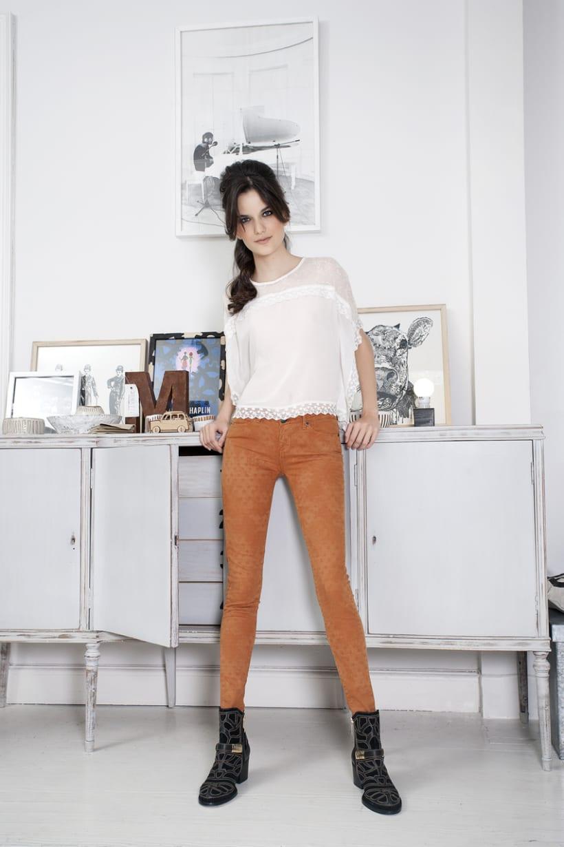 Moda French en Cosmopolitan - Editorial 1