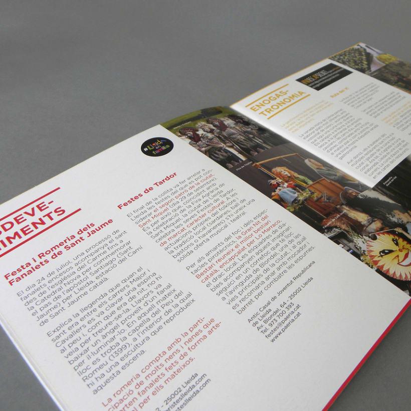 Catálogo Turismo de Lleida 5