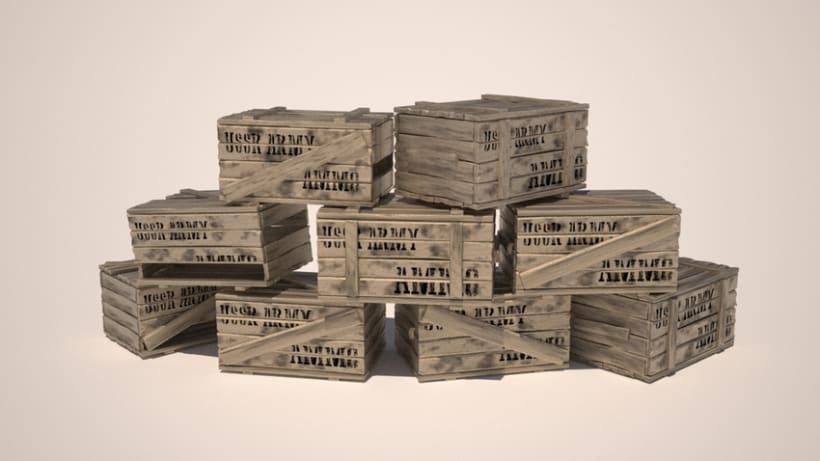 Cajas munición -1