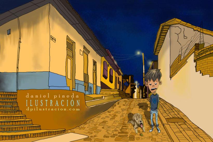 Storybook Novela Gráfica 2
