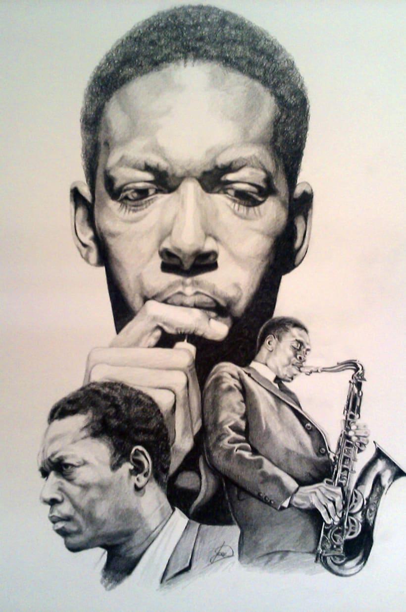 John Coltrane 8