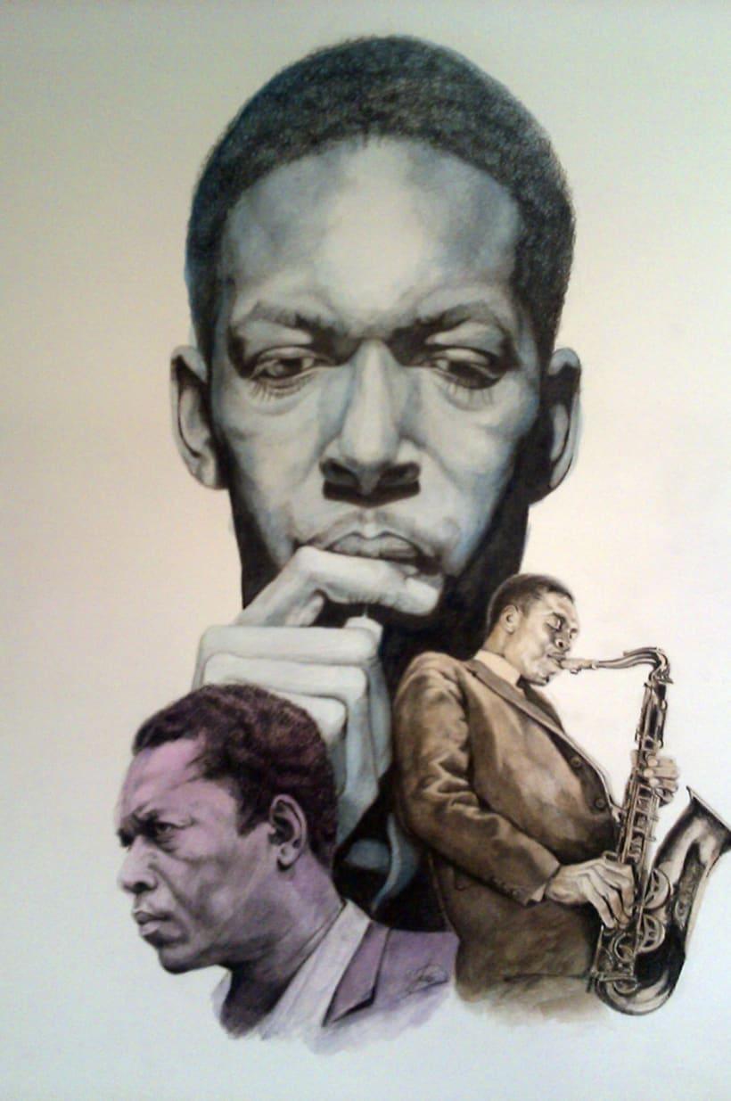 John Coltrane 9