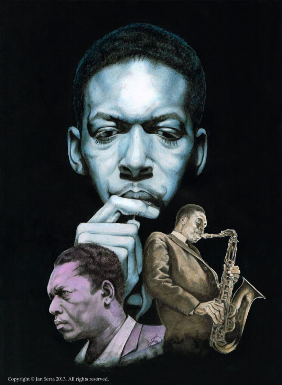 John Coltrane 1