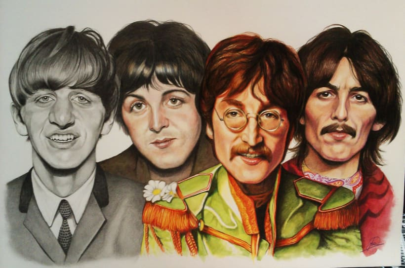 The Beatles History 7