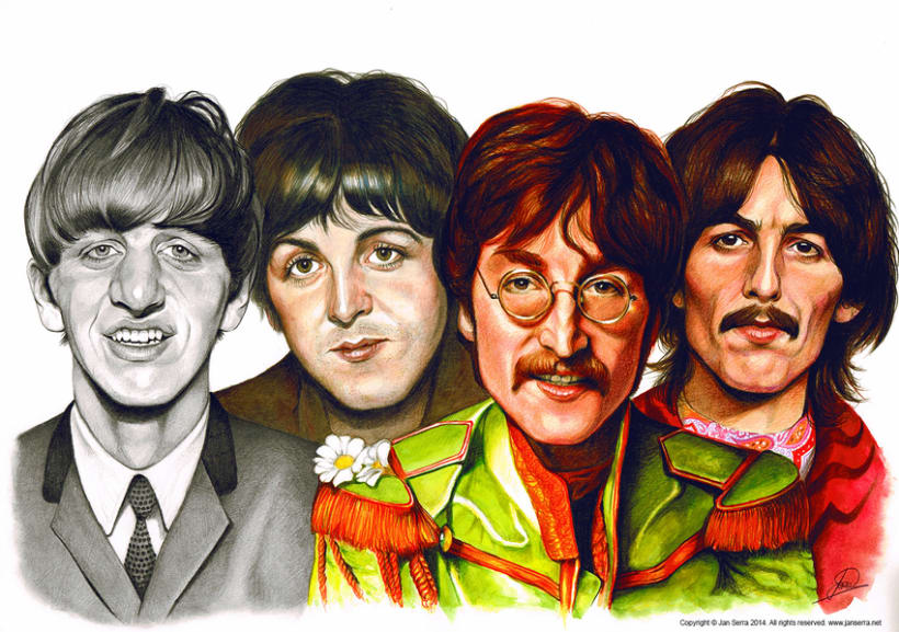 The Beatles History 1