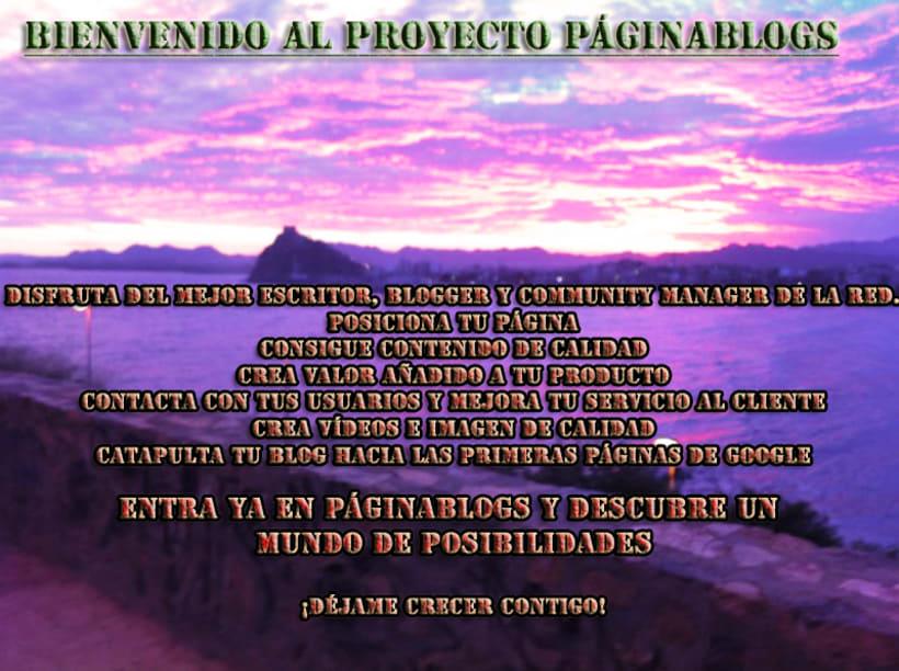 Proyecto Páginablogs 0