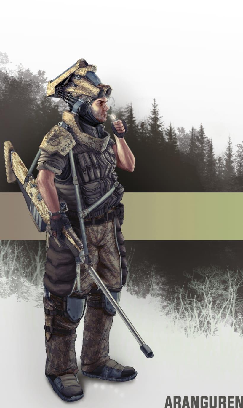 Francotirador  0