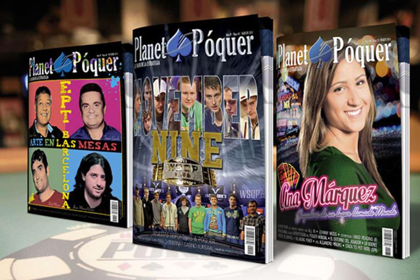 Planet Póquer Magazine 1