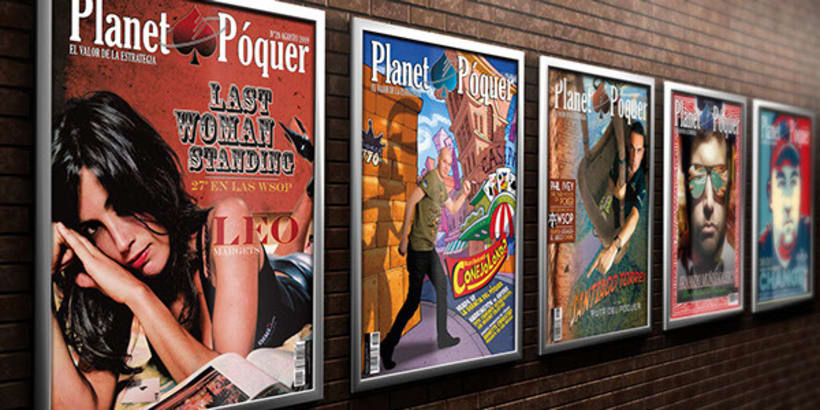 Planet Póquer Magazine 0