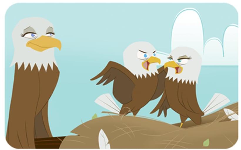 Eaglets  1