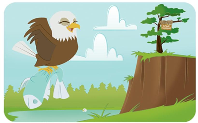 Eaglets  2