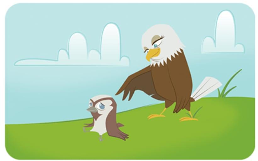 Eaglets  3