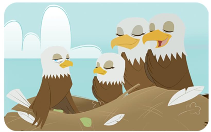 Eaglets  4