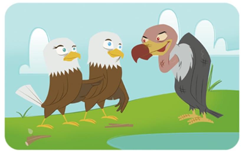 Eaglets  5