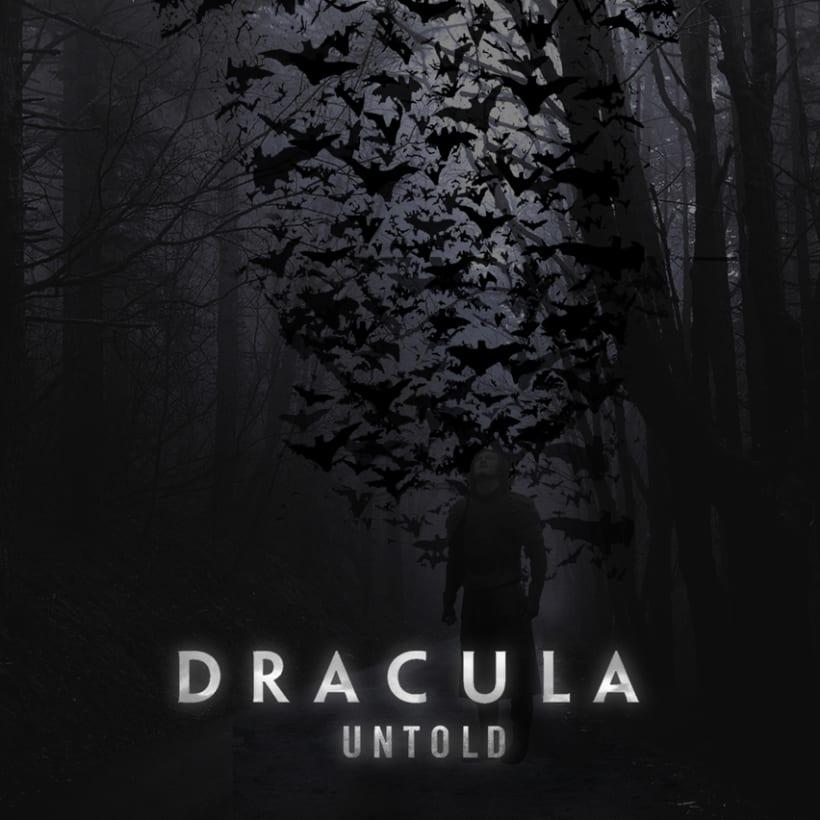 DRACULA Untold - Power of darkness #DesignforDraculaUntold -1