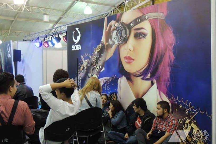 Feria Sofa 2014 - Corferias 11