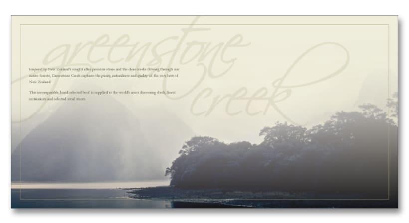 GREENSTONE CREEK 2
