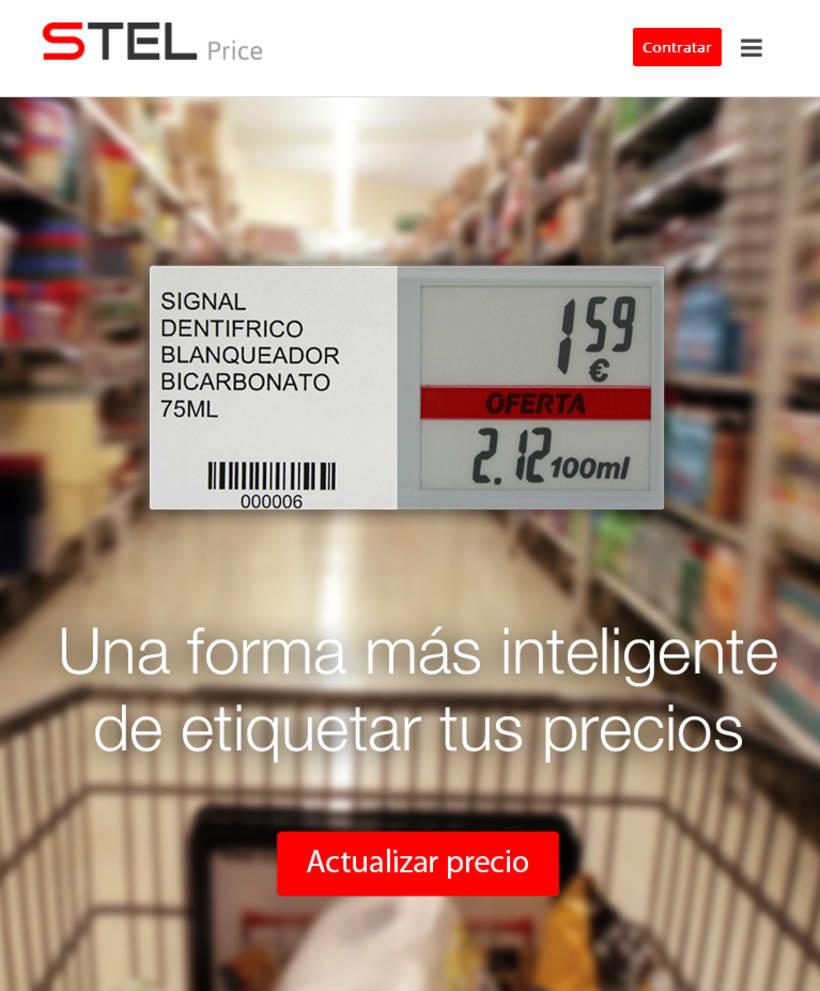 Portada web STEL Price (PC y tablet) 0