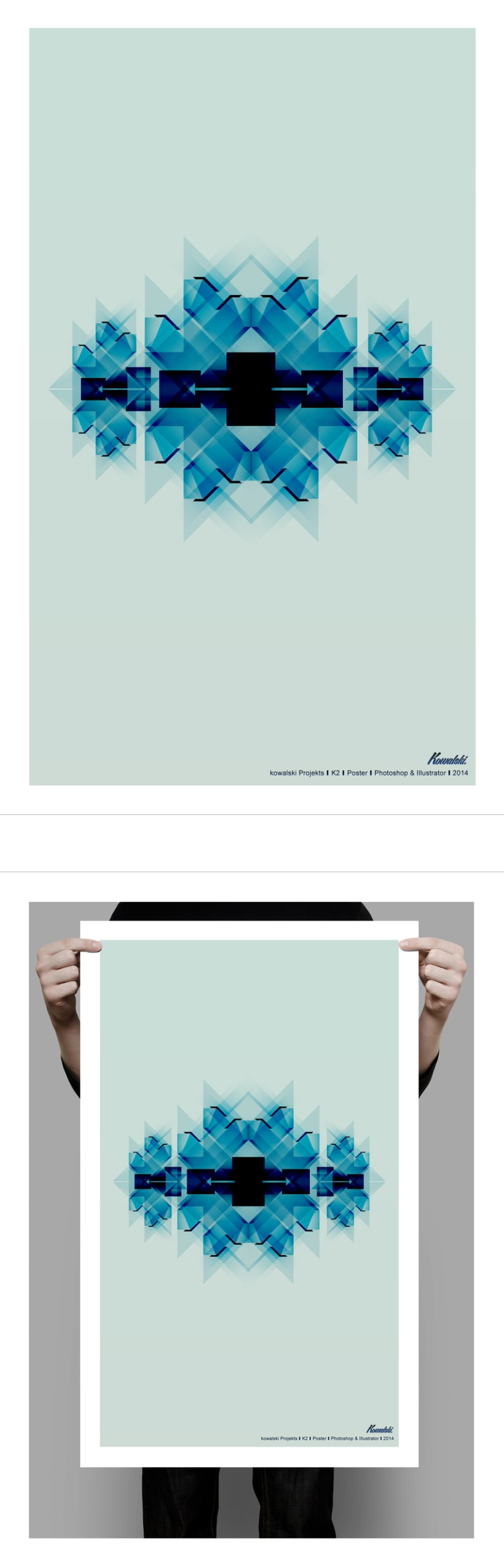 kowalski Projekts / Illustration - K2 -  -1