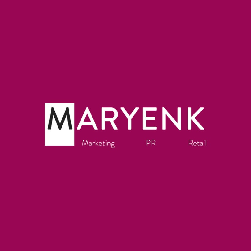 Branding MARYENK Marketing & PR 3