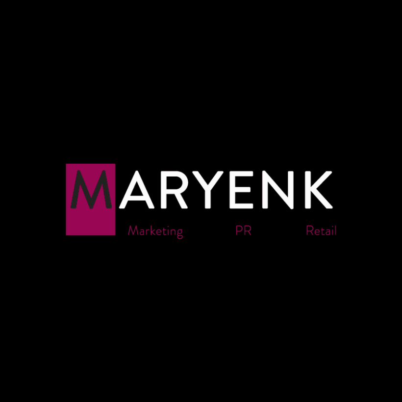 Branding MARYENK Marketing & PR 2