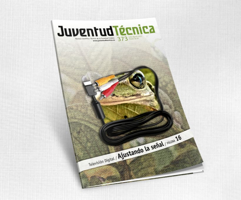 Editorial / Revista Juventud Técnica 0