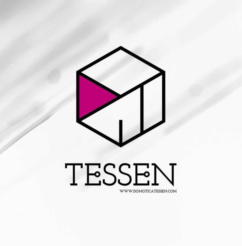 Domótica Tessen Logo 1