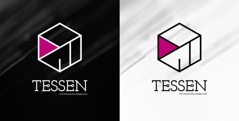 Domótica Tessen Logo 3