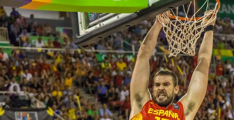 Fiba World Basketball Championship Spain 2014  0