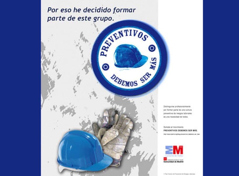 Propuesta Campaña Riesgos Laborales 2007 2