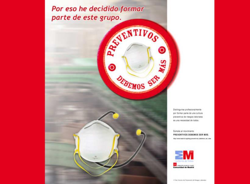 Propuesta Campaña Riesgos Laborales 2007 0