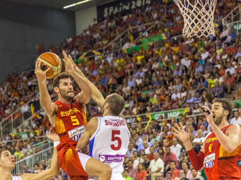Fiba World Basketball Championship Spain 2014  4